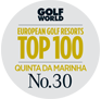 Golf World European Golf Resorts Top 100
